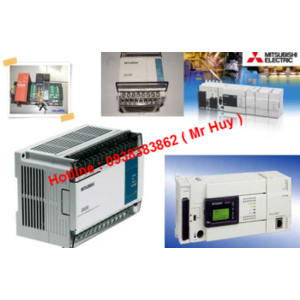 Bộ lập trình PLC Mitsubishi FX3G-14MT/ES-A, FX3G-24MT/ES-A, FX3G-40MT/ES-A, FX3G-60MT/ES-A