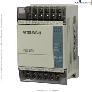 PLC MITSUBISHI FX1S-14MT Cũ
