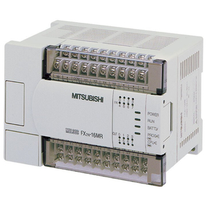 PLC MITSUBISHI FX2N-16MR Cũ