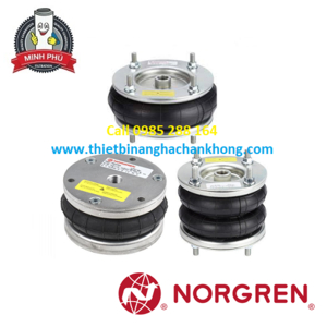PM/M Series - Air Cylinder, Double Acting - NORGREN Minh Phú