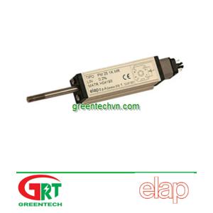 PM series   Linear position sensor   Cảm biến vị trí tuyến tính   Elap Việt Nam