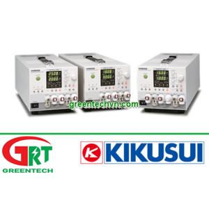 PMP16-1QU | PMP18-3TR | PMP25-2TR | Máy tạo nguồn | Kikusui Vietnam
