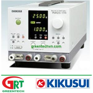 PMR24-1 | Kikusui PMR24-1 | Máy tạo nguồn | PMR24-1QU DC Sources Power Supplies | Kikusui Vietnam