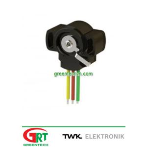 PMR411   Absolute rotary encoder   Bộ mã hóa quay tuyệt đối   TWK Vietnam