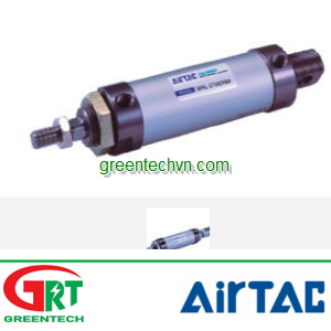 Pneumatic cylinder / double-acting / aluminum / stainless steel | MAL series | Airtac Vietnam | Khí