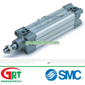 Pneumatic cylinder / double-acting / double-rod / standard| CP96 series |SMC Pneumatic | SMC Vietnam