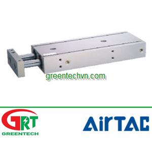 Pneumatic cylinder / double-acting / double-rod | TR series | Airtac Vietnam | Khí nén Airtac