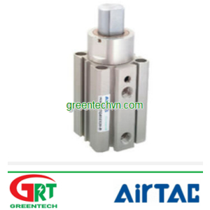 Pneumatic cylinder / double-acting / stopper | TWQ series | Airtac Vietnam | Khí nén Airtac