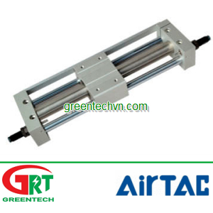 Pneumatic cylinder/double-acting/with guided piston rod RMT series | Airtac Vietnam | Khí nén Airtac