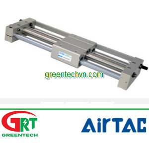 Pneumatic cylinder / double-acting / with guided piston rod RMTL | Airtac Vietnam | Khí nén Airtac