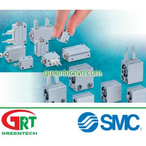 Pneumatic cylinder / single-acting with return spring | CUJ series |SMC Pneumatic | SMC Vietnam
