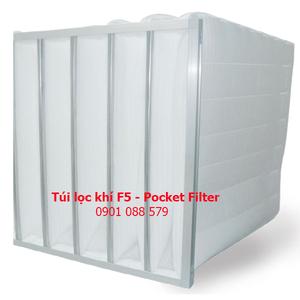 Túi lọc khí F5 - Pocket Filter