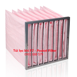 Túi lọc khí F7 - Pocket Filter