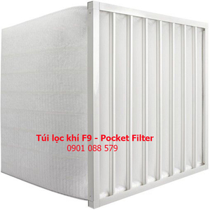 Túi lọc khí F9 - Pocket Filter