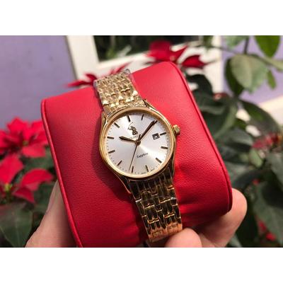 Đồng hồ nữ polo gold pog2605l - kt chính hãng