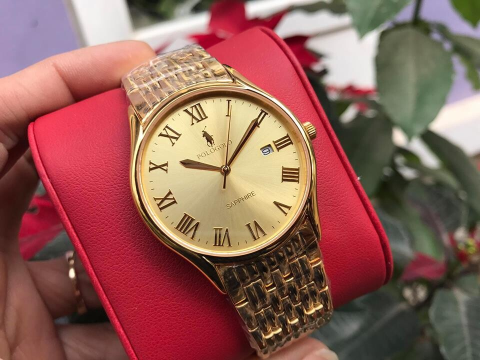 Đồng hồ đôi Polo Gold Pog2605m - kv chính hãng