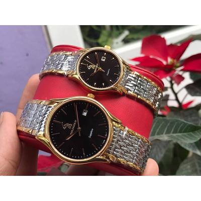 Đồng hồ đôi Polo Gold Pog2605m - skd chính hãng