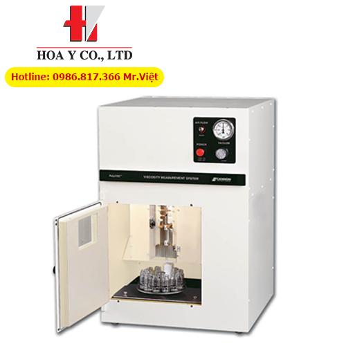 Máy đo độ nhớt dung dịch polymer pha loãng nhiệt độ cao PolyVISC