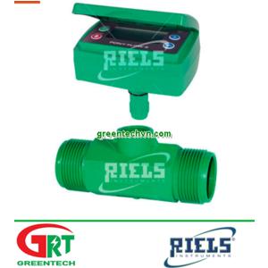 PonyFlow5 Nyl   Reils   Cảm biến lưu lượng   Liquid flow meter / turbine   Reils Instruments Vietnam