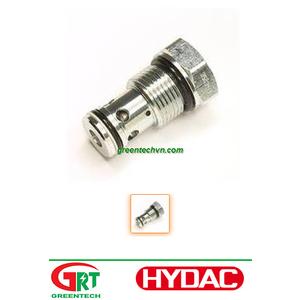 Poppet check valve RV12A | Hydac valve 1 chiều RV12A |Vale 1 chiều RV12A Hydac | Hydac Việt Nam