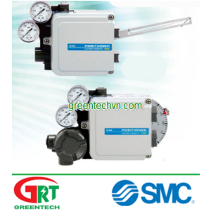 SMC Rotary valve positioner / electro-pneumatic | Bộ điểu khiển vị trí trí SMC | SMC Vietnam |