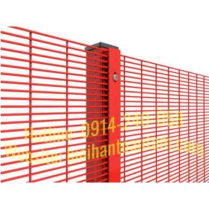 Hàng rào lưới thép chống leo - TTSecu