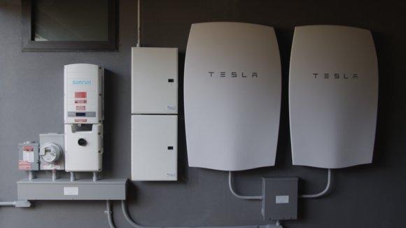 Ăc quy Tesla Powerwall