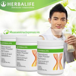 PP protein herbalife giúp bạn kiềm chế cơn đói, tiêu mỡ và thon gọn cơ thể