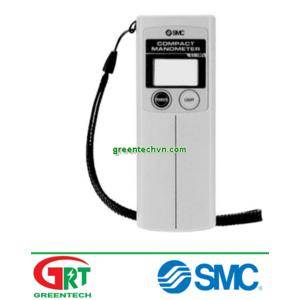 PPA100 | SMC | Compact Manomete | PPA100 | Máy đo áp lực cầm tay| SMC Vietnam
