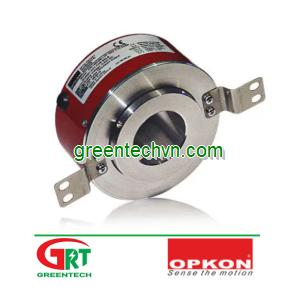 PRI 100H | Incremental rotary encoder | Bộ mã hóa vòng quay tăng dần | OPKON Việt Nam