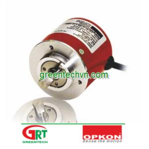 PRI 50 | Incremental rotary encoder | Bộ mã hóa vòng quay tăng dần | OPKON Việt Nam