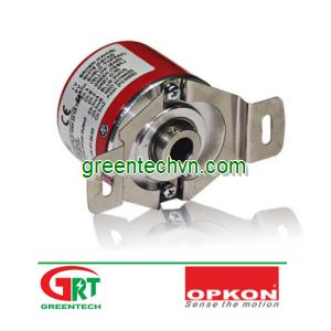 PRI 58SH | Incremental rotary encoder | Bộ mã hóa vòng quay tăng dần | OPKON Việt Nam