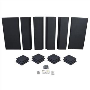 Primacoustic London 12 Studio Kit (Black)