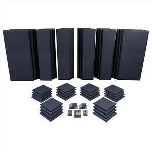 Primacoustic London 16 Studio Kit (Black)