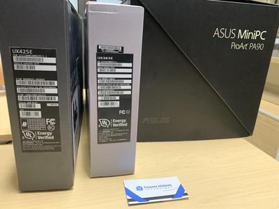 Asus Zenbook 14 UX425EA | Core i7-1165G7 | RAM 16GB | SSD 512G | 14.FHD Mới 100% New seal