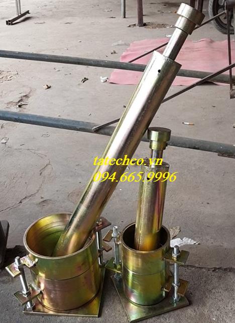 Bộ chày cối proctor tiêu chuẩn, chày cối proctor cải tiến