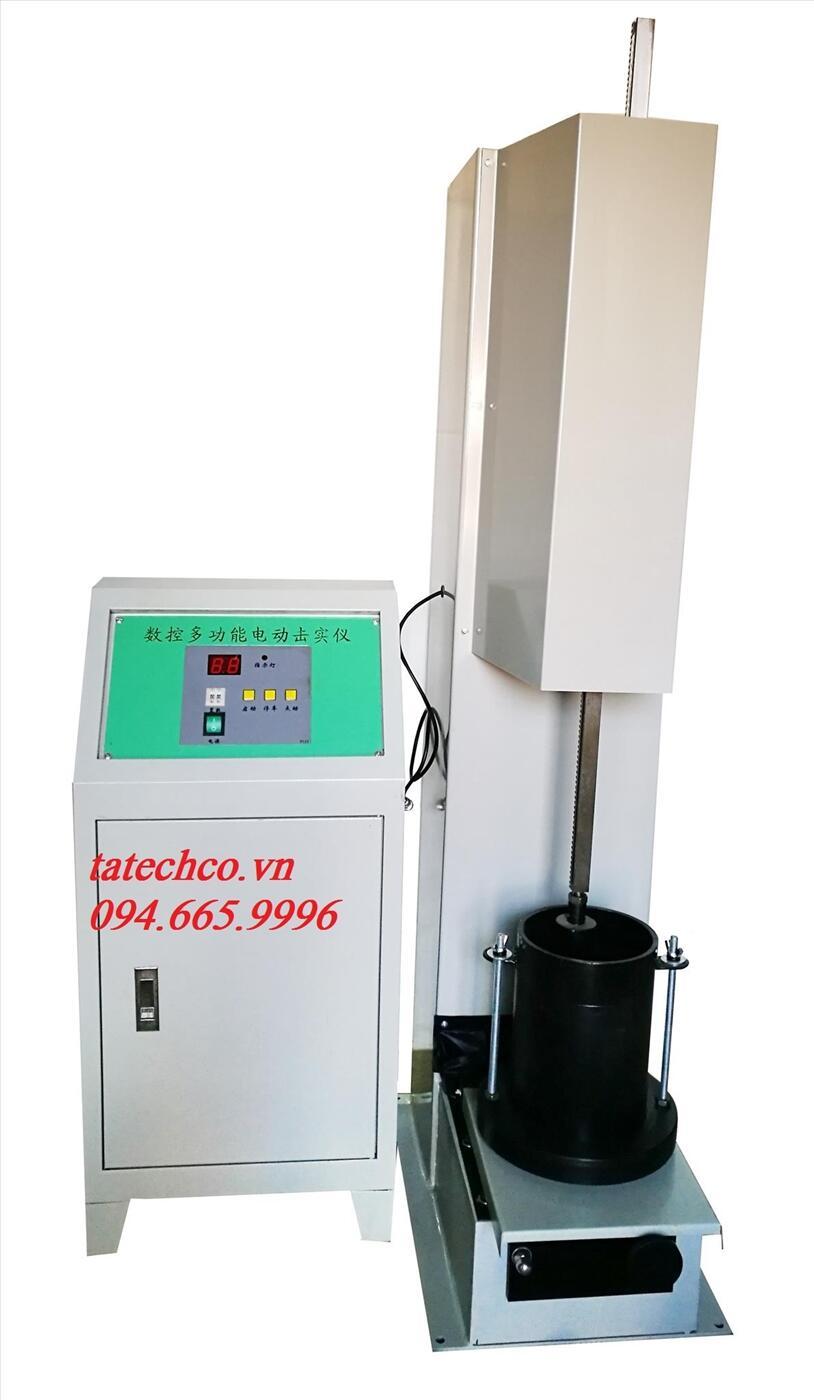 Máy đầm Proctor tự động (Máy đầm Proctor điện tử)