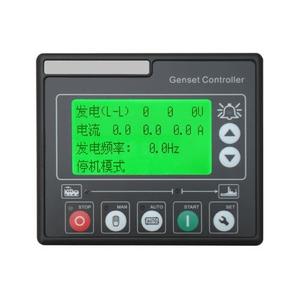 Bảng điều khiển máy phát điện (Genset Control Panel)