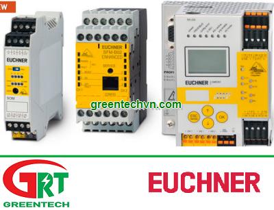 Euchner EGM | Rơ-le lập trình được | Programmable relay Enchner EGM