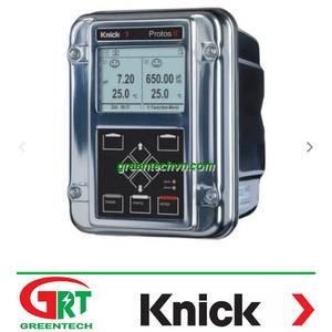 Protos II 4400 | Máy phát đa thông số độ dẫn điện | Knick VietNam