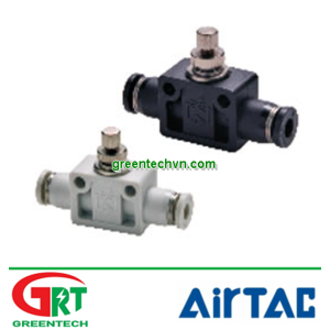 PSA8 | Airtac PSA8 | Van tiết lưu | Feed-through control valve (PSA8) | Airtac Vietnam