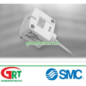 Differential pressure sensor / analog max. 2 kPa | PSE55 | Công tắc áp suất SMC | SMC Vietnam | SMC