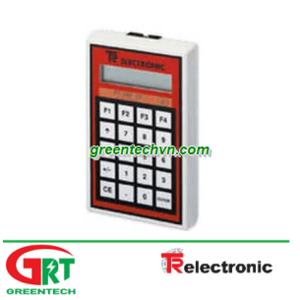 PT-100-N | TR-Electronic PT-100-N | Bộ đầu cuối | Terminal with keyboard | TR-Electronic Vietnam
