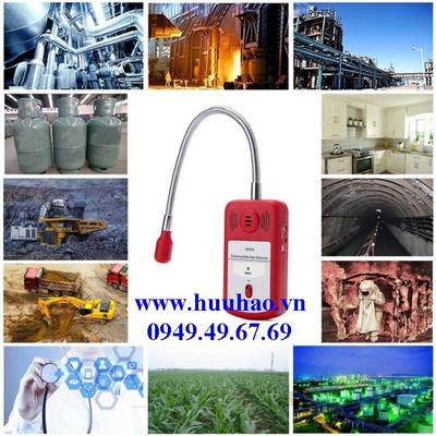 Máy Dò Tìm Khí Tự Nhiên Metan PT8800A