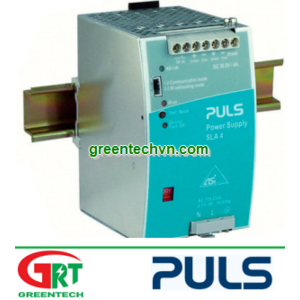 Puls SLA4.100   Bộ nguồn 3 pha Puls SLA4.100   AC/DC power supply Puls SLA4.100   Puls Việt Nam