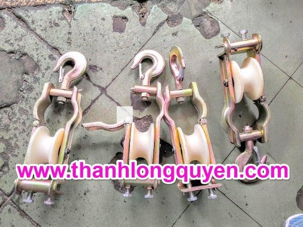 PULY NHÔM 2 TẤN 120MM-60MM SHUN
