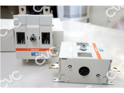 PV-Rated Disconnect Switches 1000VDC 160A MD160E11 -Mersen