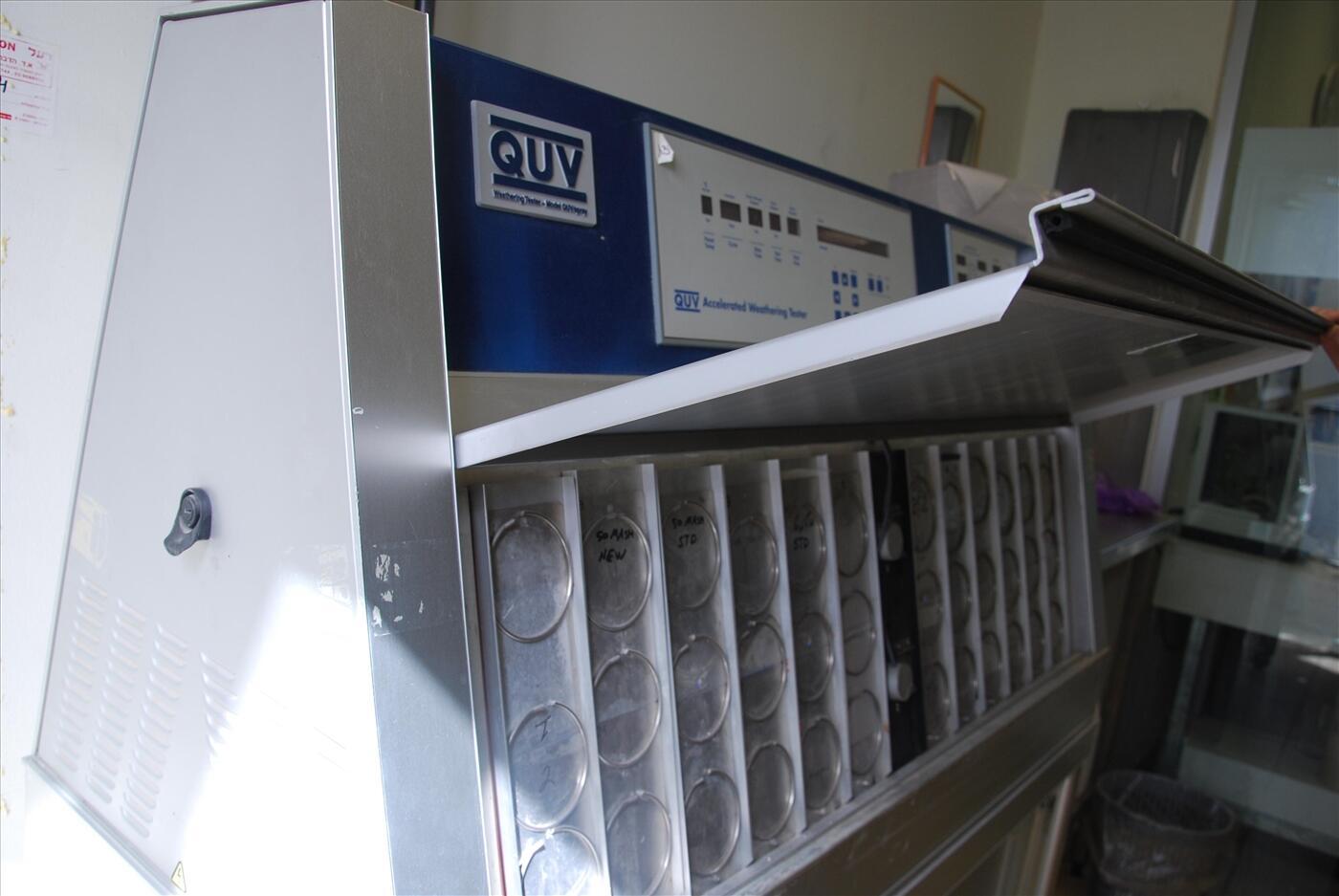 sửa chữa tủ lão hóa thời tiết bức xạ