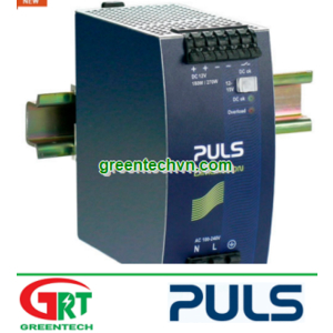 QS10.241   Puls   DIN-Rail Power Supplies for 1-phase Systems 24VDC, 10A   Puls Vietnam