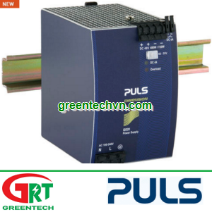 Bộ nguồn Puls QS10.121 | AC/DC power supply QS10.121 | Puls Vietnam | Đại lý nguồn Puls tại Việt Nam